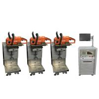 China Power Tool Life Electric Motor Testing System , Electric Chain Saw Life Test Bench wholesale