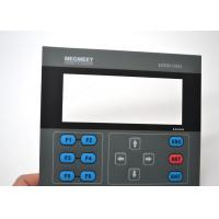 Quality Dust Proof Metal Dome Membrane Switch With Embossed Tactile On The Top Layer for sale