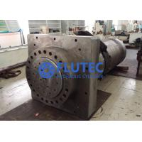 Buy cheap Front Flange Bore680xStroke1600 large hydraulic Cylinder for 3000ton capacity from wholesalers