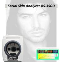 China 3 Spectrum See More Clear Skin Problem Facial Skin Analysis Equipment wholesale