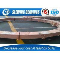 Quality Slewing Ring Bearings of Single Row Four Point External Gear For Excavating Machinery wholesale