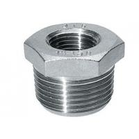 China CNC Machined Stainless Steel Pipe Fitting Hexagon Bushing ss316 ss304 wholesale