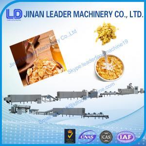 China Automatic Corn Flakes Breakfast Cereals Machine wholesale