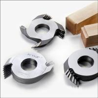 China Carbide Woodworking Shaper Cutters For Finger Joint Machine Mirror Grinding wholesale