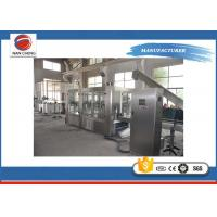 China Stainless Steel Carbonated Drinks Filling Machine 500ml 6000bph Capacity High Stability wholesale