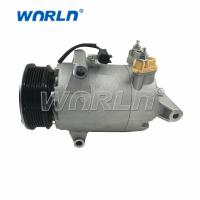Buy cheap 24V 10S13C Vehicle AC Compressor For Hitachi Zax-470-5G 4709228 1B from wholesalers