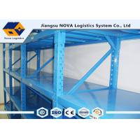 China Warehouse Storage Longspan Shelving For Industrial Small Parts Handling wholesale