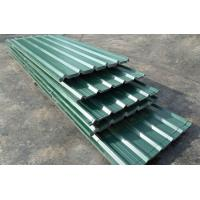 China Prepainted Corrugated Steel Roofing Sheets Hot Rolling Galvanised Sheet on sale