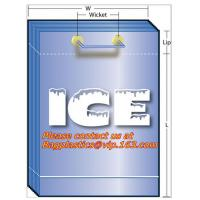 China Ice bags, wine carriers, juice, beverage bags, wine gift, portable, party bags, icebags wholesale
