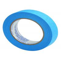 Quality General Purpose Colored Masking Tape Rubber Adhesive For DIY Painting for sale