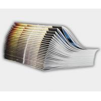 China Logo printing Custom Business Brochures , Printable Full Color Flyers wholesale
