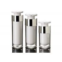 China 15ml 30ml 50ml Luxury Cosmetic Bottles , Airless Bottles Cosmetic Packaging wholesale