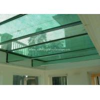 Buy cheap 12mm Tempered Laminated Glass Panels Fire Proof Guard Against Theft from wholesalers