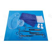 Buy cheap General Dressing Minor Procedure Pack , Disposable Hospital Procedure Kit from wholesalers