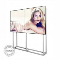 Buy cheap Full HD LCD Digital Signage Seamless Video Wall 55 Inch Ultra Thin Bezel With from wholesalers