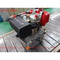 China 0.247L Displacement Air Cooled Diesel Engine With Recoil Start / Electric Satrt System wholesale