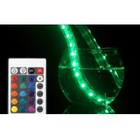 China Extremely luminous DC12/24V RGB LED Strips Light with wide viewing angle wholesale