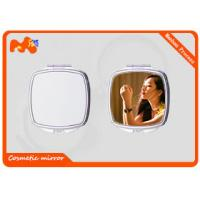 Buy cheap Elegant Dye Sublimation Blanks , Women Personalized Compact Mirror from wholesalers