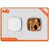 China Elegant Dye Sublimation Blanks , Women Personalized Compact Mirror wholesale