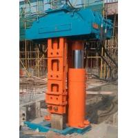China Hydraulic I/H-beam hydraulic pile extractor machine mainly used in structure support wholesale