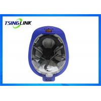 China ABS Electrical Intelligent Helmet System Wireless Video Transmission IP66 Protection wholesale