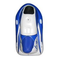 China Custom Cool PVC Inflatable Water Toys Boat Rider For Adults wholesale