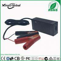 China IEC61558 EN 61558 Lead acid battery charger 24V 2A power transformer on sale