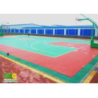 Buy cheap Indoor Sport Court Surface Flooring / Shock Absorbing Flooring Fastest Tennis from wholesalers
