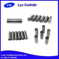 China Carbide rods with one straight hole wholesale