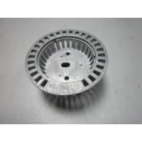 China Round Zinc Die Casting Products CNC Machined With EMI Shielding Function wholesale