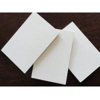 China High Density Waterproof Calcium Silicate Board / Sheet For Fireplaces Insulation wholesale