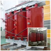 China Dry Type  20kV - 250 KVA Transformer High Temperature Fireproof wholesale