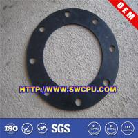 Quality rubber pads for flow regulating valve for sale