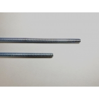 Buy cheap DIN975 M20 Class 4.8 Zinc Plated Carbon Steel 1m All Threaded Rod from wholesalers