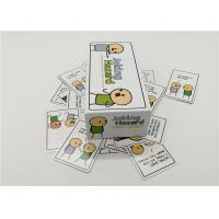 China Easy Style Joking Hazard Card Game For Family Friends 10.2*20.3*7.1cm wholesale
