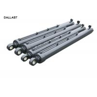 Buy cheap Heavy Duty Column Telescopic Double Acting Cylinder Durable Support For Mining from wholesalers
