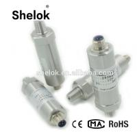 China 3 Pins Aviation Connector 0-5 Pressure Transmitters, High Temperature Pressure Sensor on sale