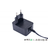China CE GS Certificate EU Plug 12V 1A AC DC Power Adapter For Router wholesale