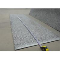 China 600X600mm Closed Cell Metal FoamPanel , Waterproof Aluminum Acoustic Panel wholesale