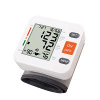 China Health Care Automatic Wrist Cuff Digital Blood Pressure Monitor With LCD Screen on sale