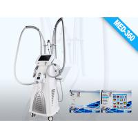 Quality Cellulite Wrinkle Removal RF Vacuum Slimming System with 70 Kpa / 700 mbar for sale