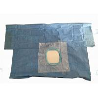 Buy cheap C Sections Disposable Hospital Drapes , Disposable Medical Drapes For Gynaecolog from wholesalers