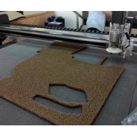 China foot pad floor mat Rubber foot cutter machine wholesale