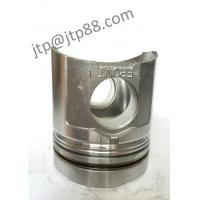 Quality Aluminum Diesel Engine Piston For Komatsu S6D125 Piston 6152-32-2510 wholesale