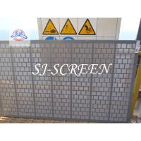 China SWACO D380 Shale Shaker Mesh Screen High Conductance For Mud Recycling System wholesale