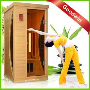 China Far Infrared Sauna Cabinet wholesale