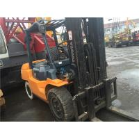 China secondhand toyota FD50 japan forklift with original condition wholesale