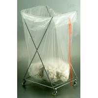 Quality PVA dissolving laundry bag for hospital for sale