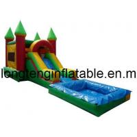China Inflatable Slide with Pool/Inflatable Water Slide /Inflatable Water /Inflatable Toy (LT-SL-0020) wholesale