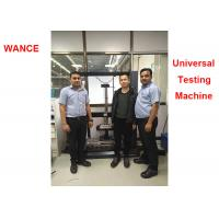 China Electromechanical Universal Testing Machine  with 1000mm test width for automotive seat compression test wholesale